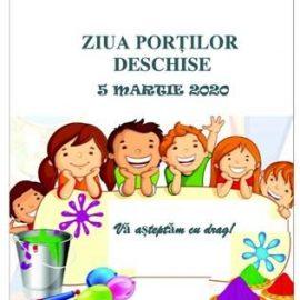 ZIUA PORTILOR DESCHISE